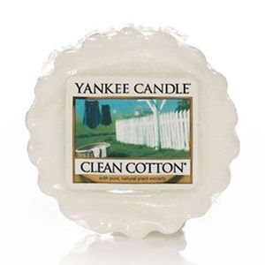 Yankee Candle Wosk Clean Cotton
