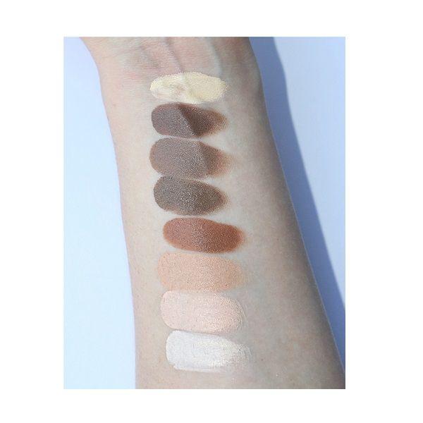 makeup revolution paleta conturare