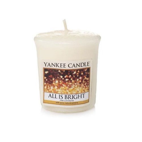 All is Bright - SAMPLER Yankee Candle