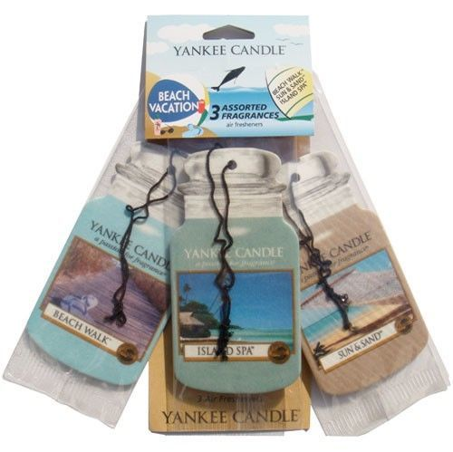 CAR JAR Variety Pack Beach Vacation
