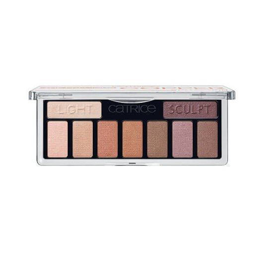 CATRICE Paleta cieni THE PRECIOUS COPPER 010 Metallux