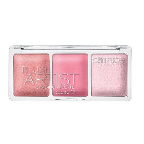 CATRICE Paleta do cieniowania Blush Artist 030 Rock´n´Rose