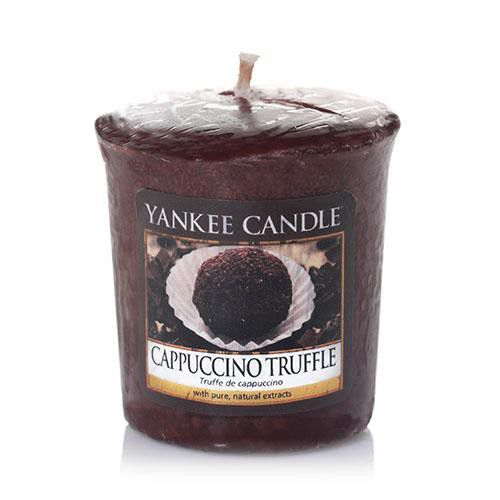 Yankee Candle Sampler Cappuccino Truffle