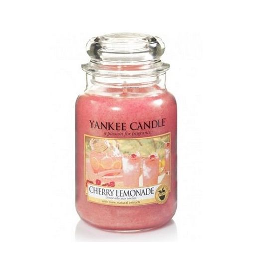 Cherry Lemonade - SŁOIK DUŻY Yankee Candle