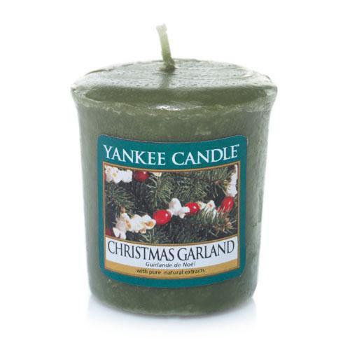 Christmas Garland - SAMPLER Yankee Candle