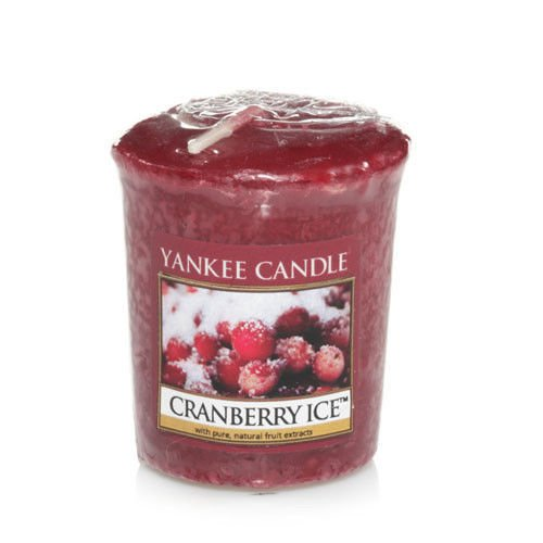 Cranberry Ice SAMPLER Yankee Candle
