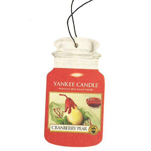 Cranberry Pear - CAR JAR Yankee Candle