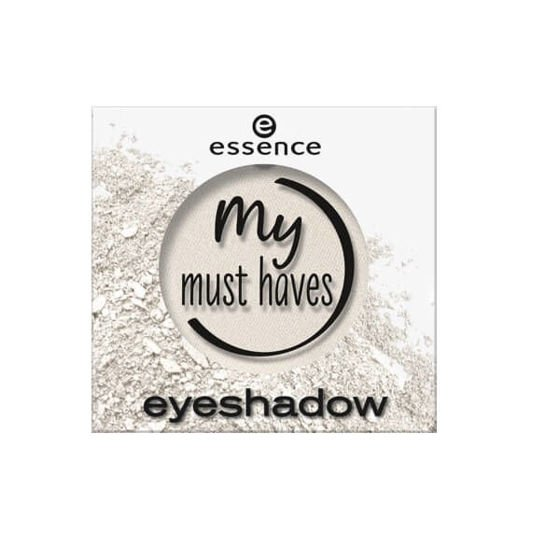 ESSENCE - Cień do powiek MY MUST HAVES 13 snowflake