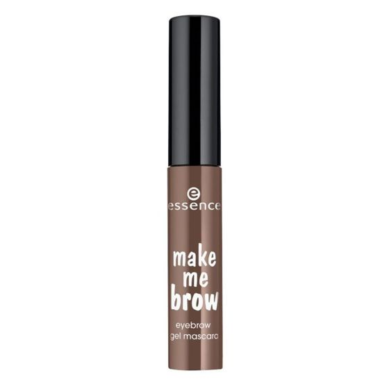 ESSENCE Make Me Brow ŻELOWA MASKARA DO BRWI 02 browny brows