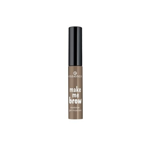 ESSENCE Make Me Brow ŻELOWA MASKARA DO BRWI 03 soft browny brows
