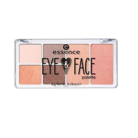 ESSENCE Paleta EYE&FACE 02 rise and shine