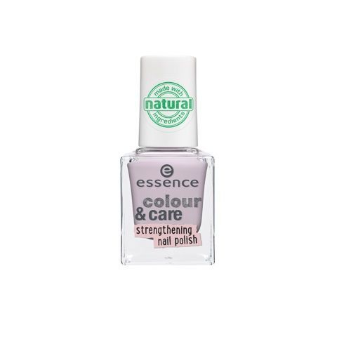 ESSENCE lakier do paznokci colour & care 03 happy nails