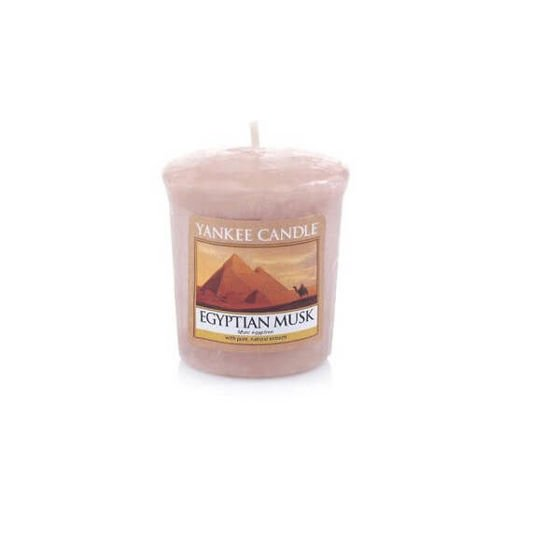 Egyptian Musk - SAMPLER Yankee Candle