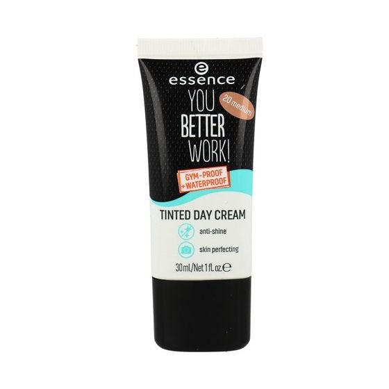 Essence Krem na dzień You better work! Tinted Day Cream 20 medium
