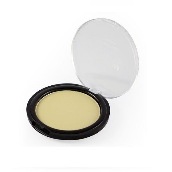 FREEDOM MAKEUP HD PRO FINISH BANANA - Puder transparentny korygujący do twarzy