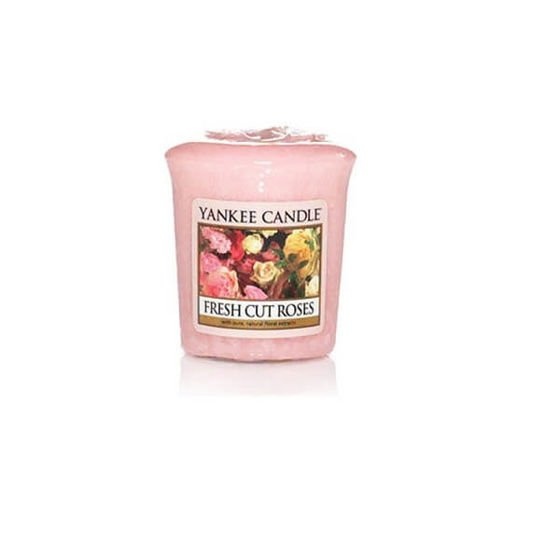 FRESH CUT ROSES - SAMPLER Yankee Candle