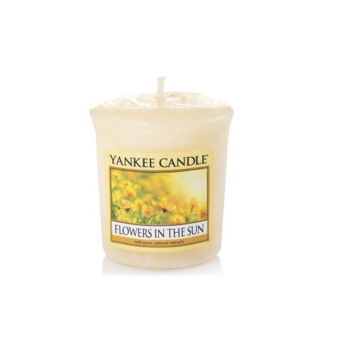 Flowers in the Sun - SAMPLER Yankee Candle