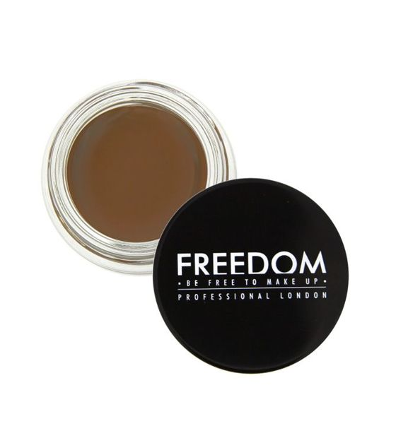 Freedom PRO BROW POMADE Pomada do brwi CARAMEL BROWN