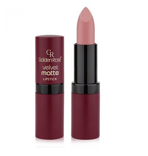 GOLDEN ROSE - Velvet Matte Lipstick - Matowa pomadka do ust 03