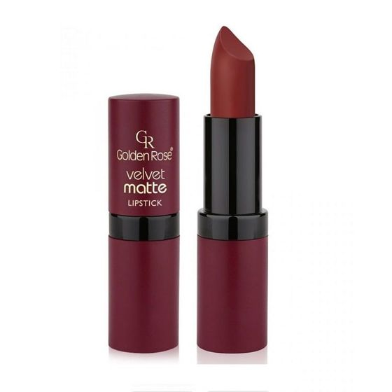 GOLDEN ROSE - Velvet Matte Lipstick - Matowa pomadka do ust 22
