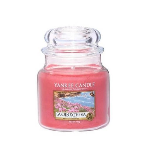 Garden by the sea - SŁOIK ŚREDNI Yankee Candle