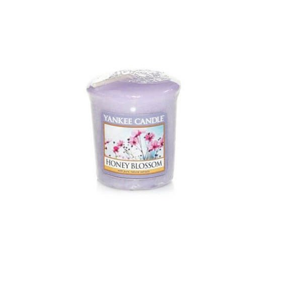 HONEY BLOSSOM - SAMPLER Yankee Candle