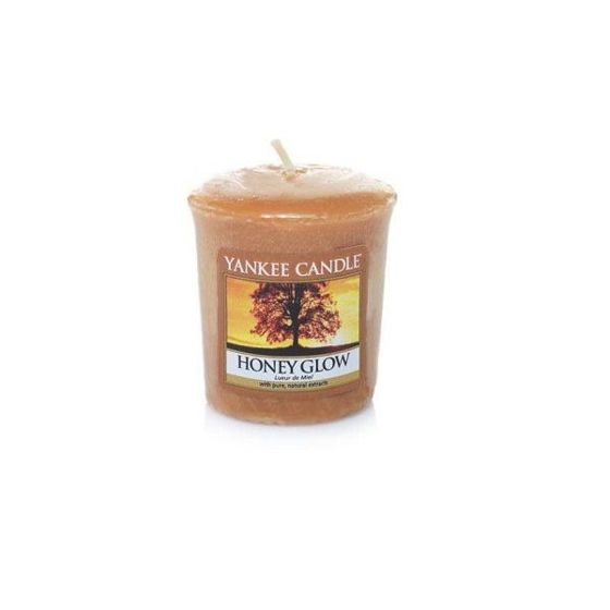 Yankee Candle Sampler Honey Glow