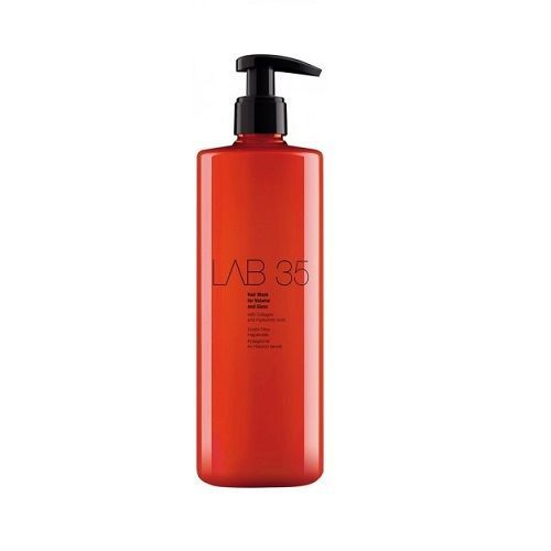 KALLOS LAB 35 Maska Volume & Gloss 500ml