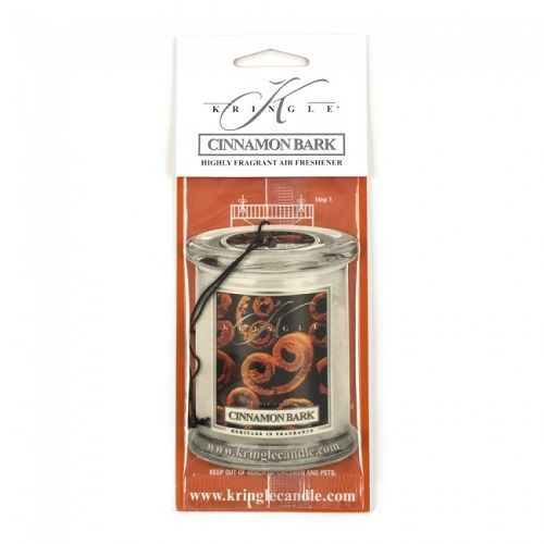 KRINGLE CANDLE Air Freshner CINNAMON