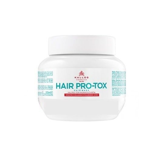 Kallos Hair Pro-Tox Maska do włosów 275 ml