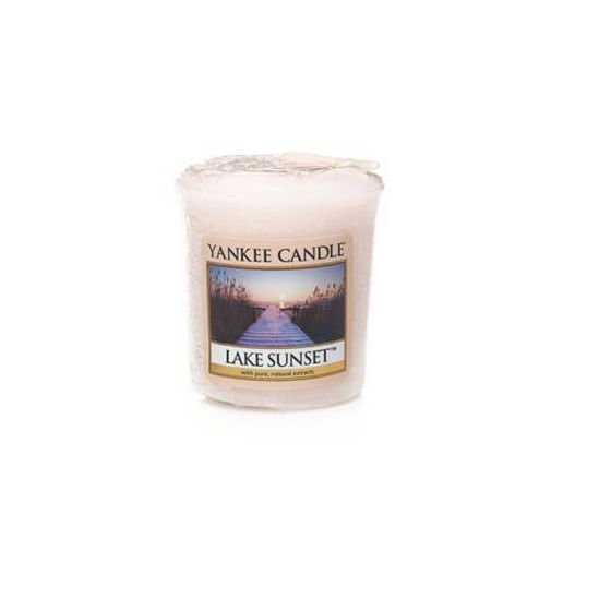 LAKE SUNSET - SAMPLER Yankee Candle