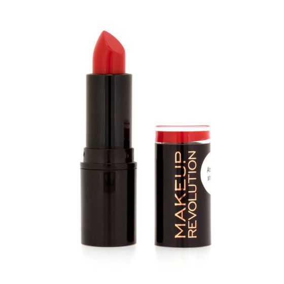 MAKEUP REVOLUTION Amazing Szminka do ust Atomic Ruby