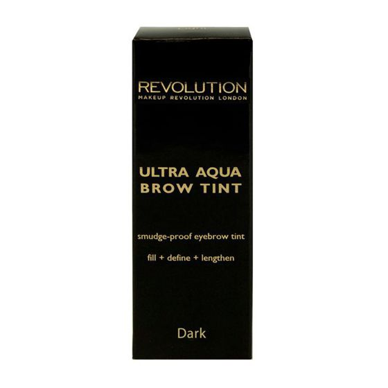 MAKEUP REVOLUTION Aqua Brow FARBKA DO BRWI Dark