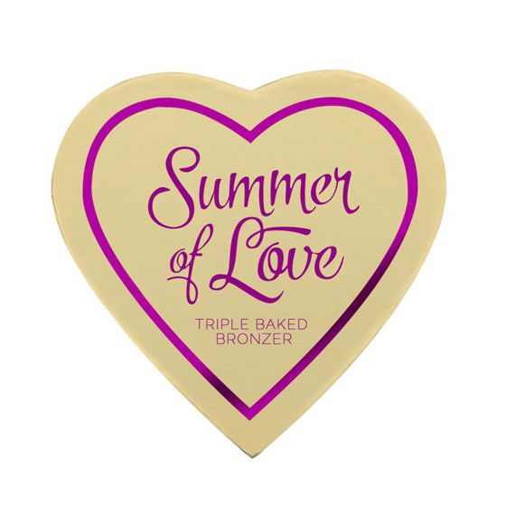 MAKEUP REVOLUTION Hot Summer of Love BRONZER