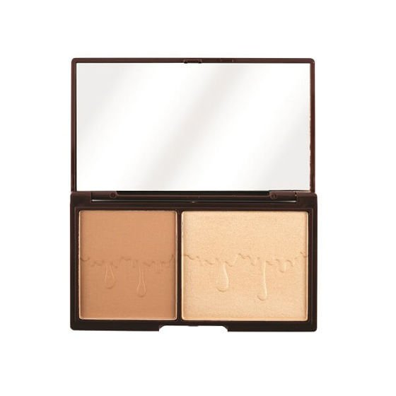 MAKEUP REVOLUTION I Heart Chocolate Bronze and Glow