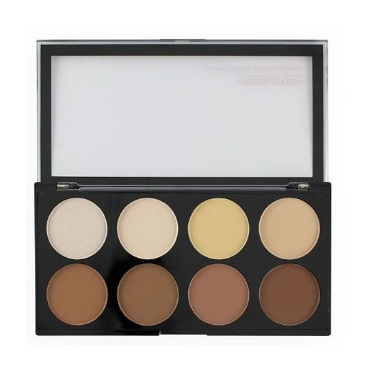 MAKEUP REVOLUTION Iconic Lights and Contour Pro