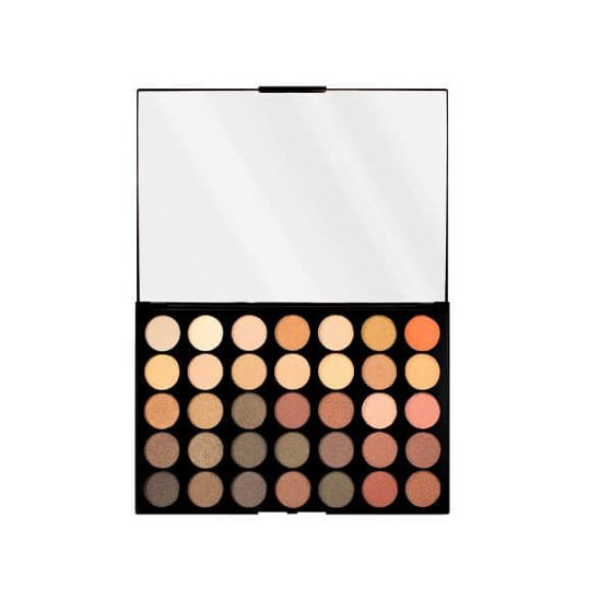 Makeup Revolution Pro Hd Direction Paleta 35 cieni do powiek