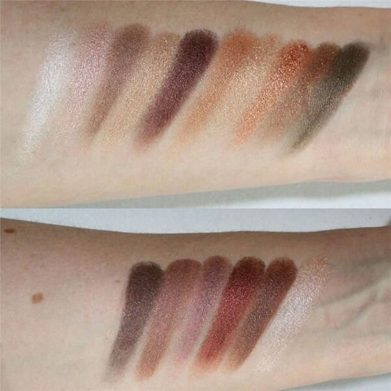 MAKEUP REVOLUTION Paleta Golden Bar 16 cieni