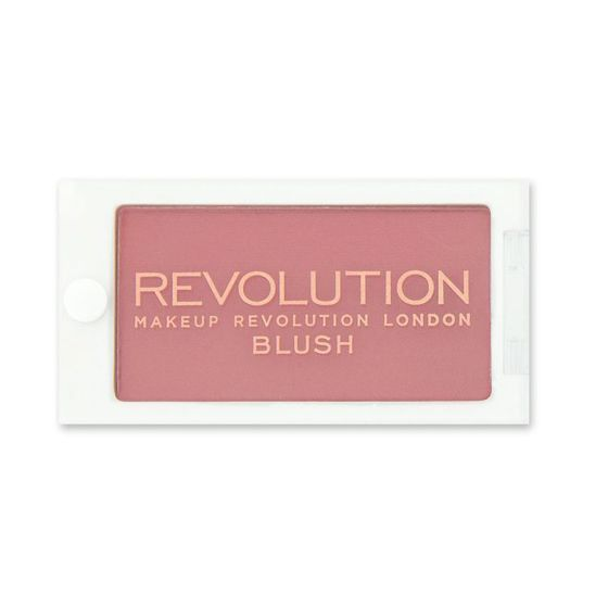 MAKEUP REVOLUTION Powder Blush Róż do policzków NOW