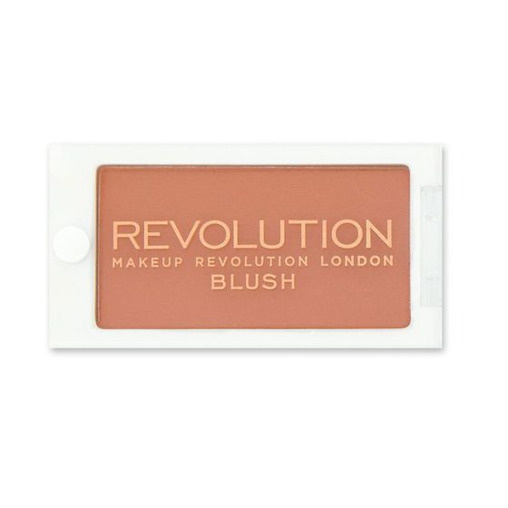 MAKEUP REVOLUTION Powder Blush Róż do policzków TREAT