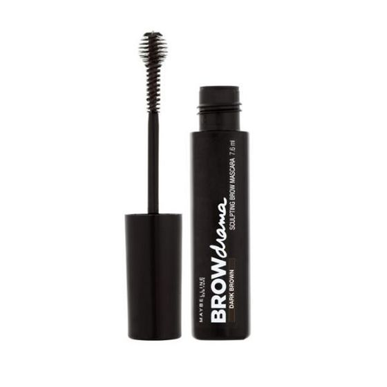 MAYBELLINE Maskara do brwi BROW DRAMA dark blond