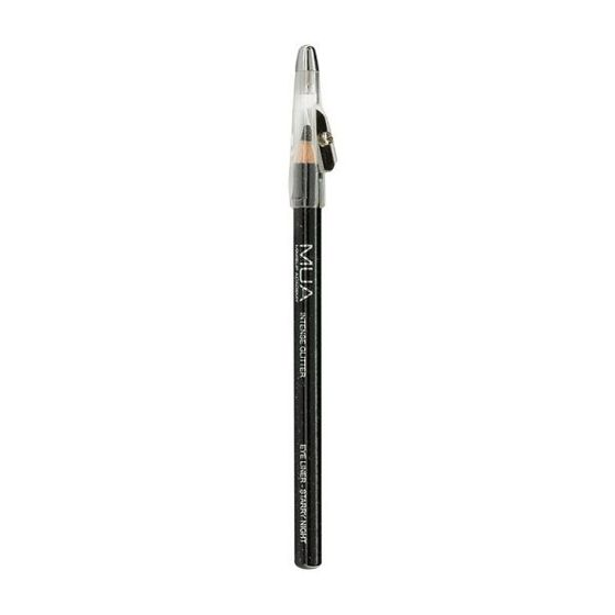 MUA Intense Colour Eye Liner - Kredka do oczu JET BLACK
