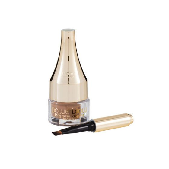 MUA Luxe Power Brow Sculpting Gel - Żel do brwi MID BROWN