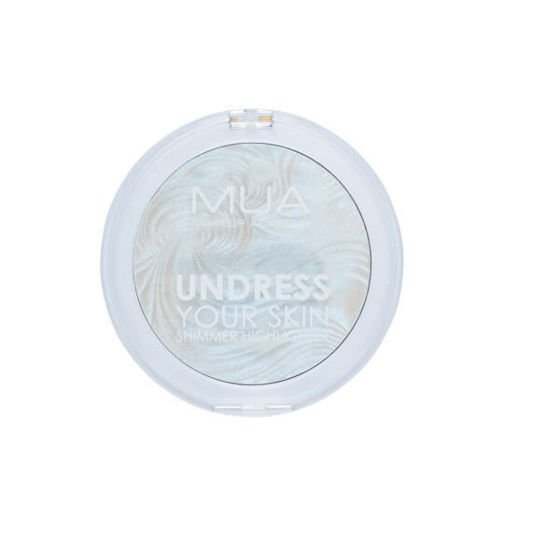 MUA Undress Your Skin ROZŚWIETLACZ DO TWARZY Pearlescent Sheen
