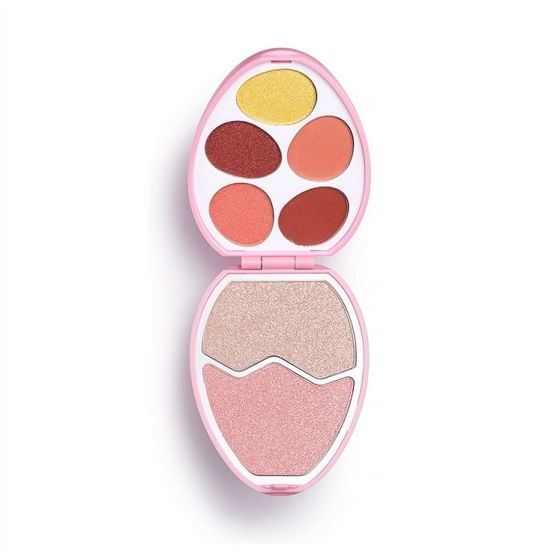 Makeup Revolution Easter Egg Paleta do makijażu Flamingo