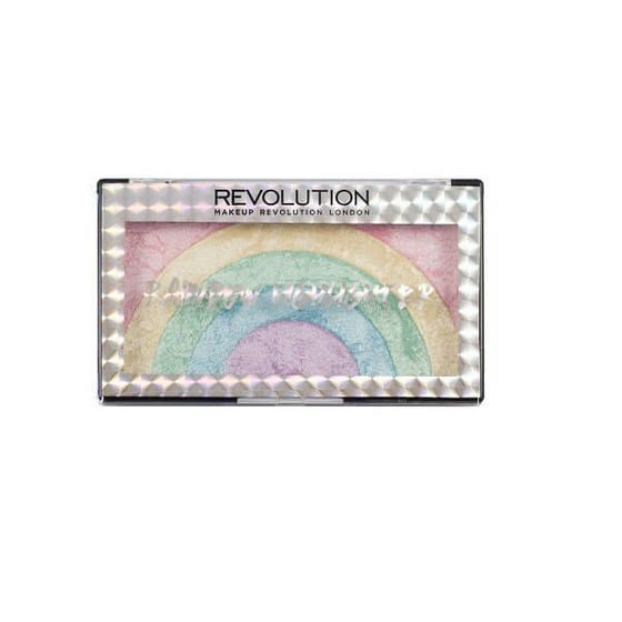 Makeup Revolution Rozświetlacz do twarzy Rainbow Highlighter