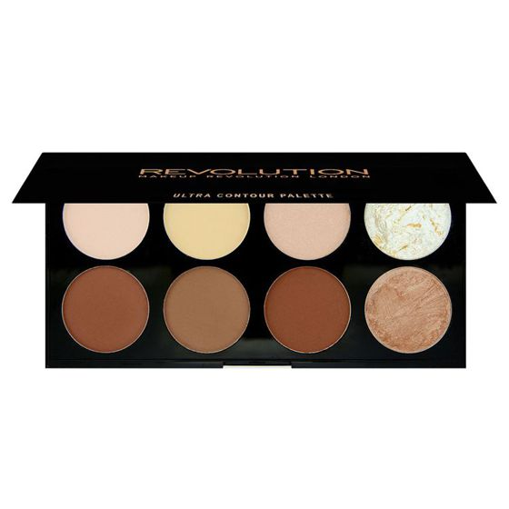 Makeup Revolution Ultra Contour Palette Paleta do konturowania