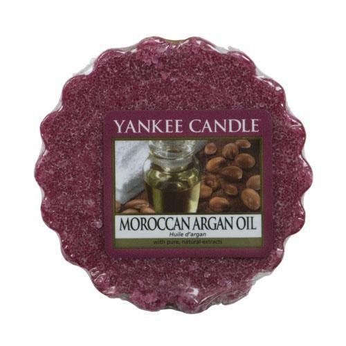 Wosk Yankee Candle Moroccan Argan Oil