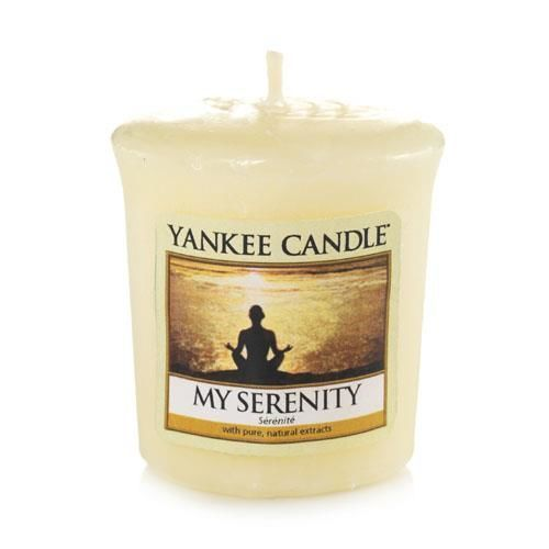Yankee Candle Sampler My Serenity