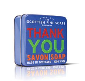 Scottish Fine Soaps Mydło w Puszce Occasions Soap Thank You